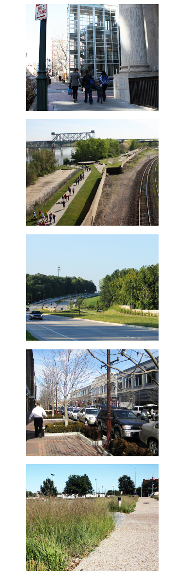 multiple regional transportation images